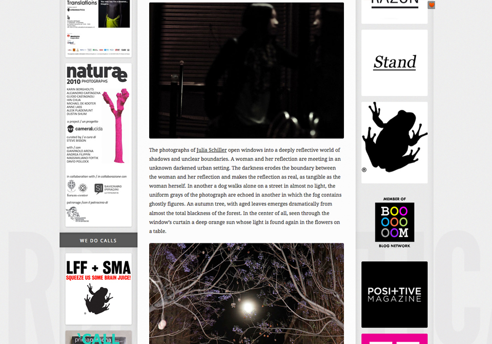 Urbanautica Feature of 'Dancing Darkness'