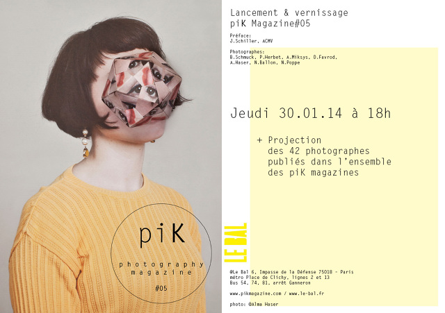 piK Magazine Issue #05 f invite