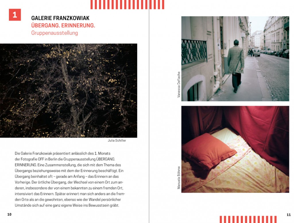 Monat der Fotografie-OFF Berlin 2014 | Katalog