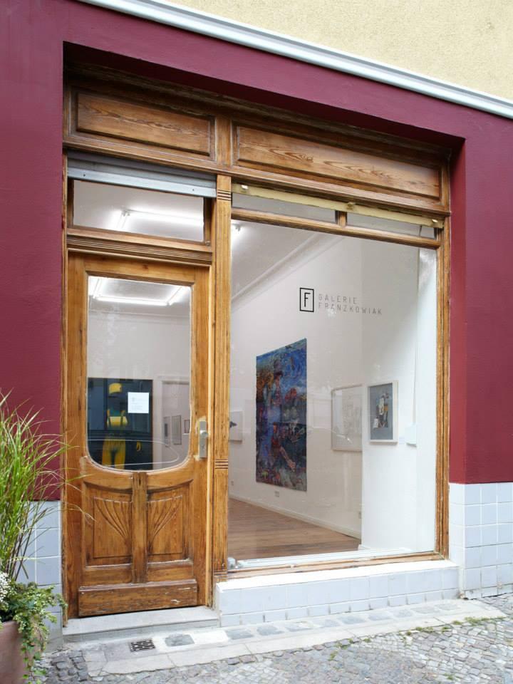 Galerie Franzkowiak | Togostr. 6, Berlin / Wedding